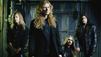 click to buy Megadeth tickets