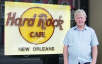 Hard Rock Cafe, New Orleans