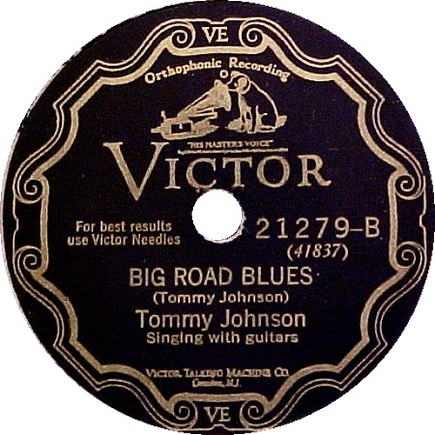 Big roasd blues record